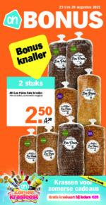 Albert Heijn brochure with new offers (1/37)