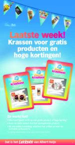 Albert Heijn brochure with new offers (3/37)