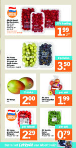 Albert Heijn brochure with new offers (5/37)