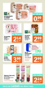 Albert Heijn brochure with new offers (9/37)