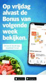 Albert Heijn brochure with new offers (37/37)