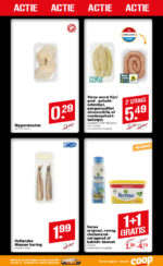 Coop brochure with new offers (7/27)