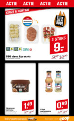 Coop brochure with new offers (8/27)