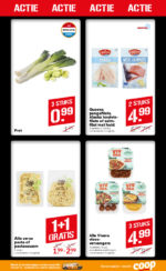 Coop brochure with new offers (9/27)