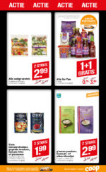 Coop brochure with new offers (10/27)