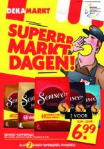 DekaMarkt brochure with new offers (1/24)