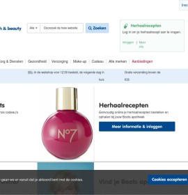 Boots – Drugstores & perfumeries in the Netherlands, Vlissingen