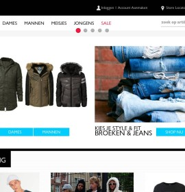 Cool Cat – Fashion & clothing stores in the Netherlands, Dordrecht
