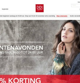 Didi – Fashion & clothing stores in the Netherlands, Gouda