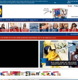 Lidl – Supermarkets & groceries in the Netherlands, Schiedam