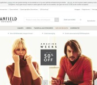 Manfield – Fashion & clothing stores in the Netherlands, Leiden