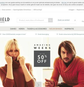 Manfield – Fashion & clothing stores in the Netherlands, Alphen Aan Den Rijn