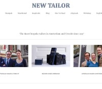 New Tailor – Fashion & clothing stores in the Netherlands, Utrecht
