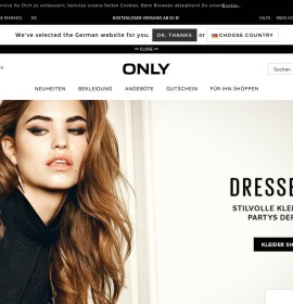 Only – Fashion & clothing stores in the Netherlands, Rotterdam