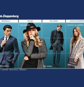 Peek & Cloppenburg – Fashion & clothing stores in the Netherlands, Amsterdam