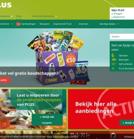 Plus Supermarkets Groceries In The Netherlands Voorhout