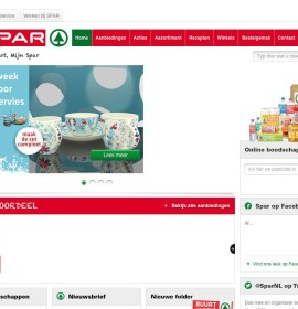Spar – Supermarkets & groceries in the Netherlands, Zwartewaal