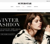 Superstar – Fashion & clothing stores in the Netherlands, Rotterdam