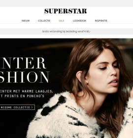 Superstar – Fashion & clothing stores in the Netherlands, Ridderkerk