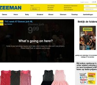 Zeeman – Fashion & clothing stores in the Netherlands, Zoetermeer